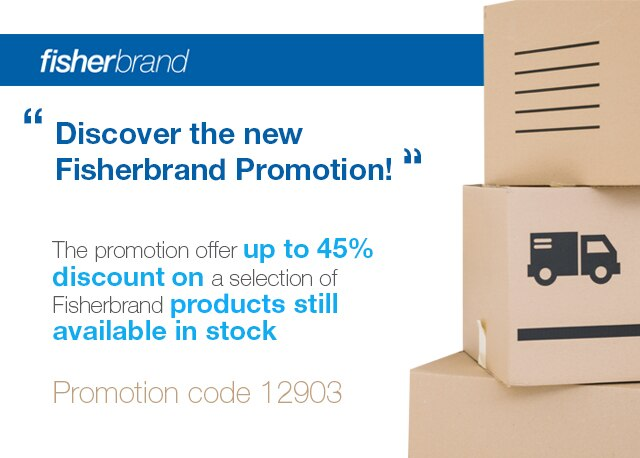 Fisherbrand Promotion