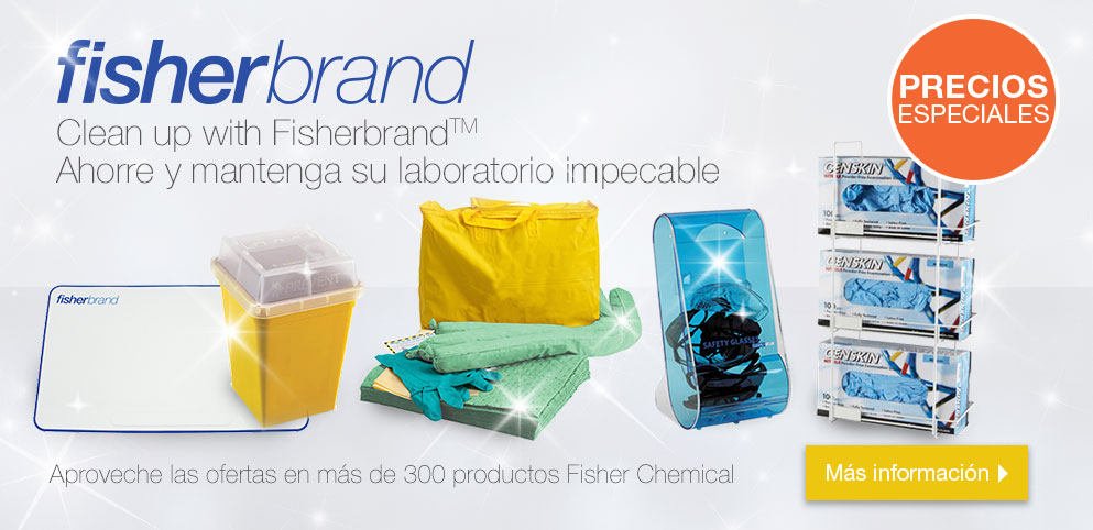Clean up with Fisherbrand