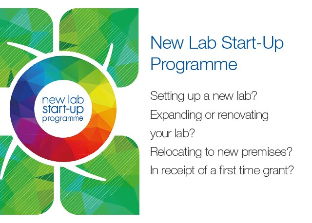 New Lab Start-Up