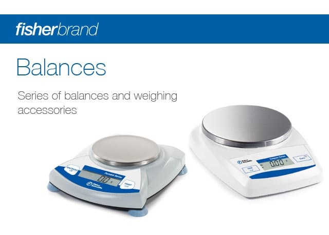 Fisherbrand Balances