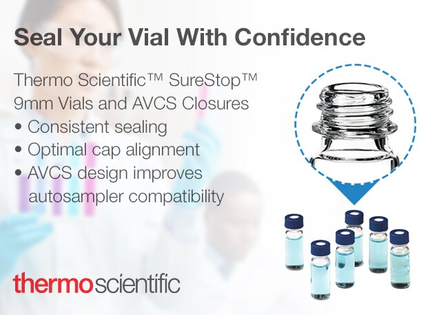 Seal Your Vial With Confidence