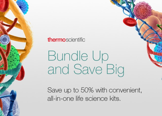 Thermo Scientific, Invitrogen and Gibco Starter Kits