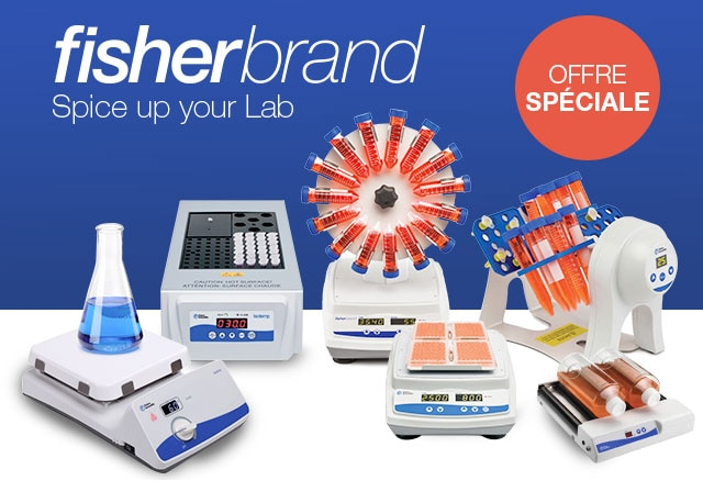 Fisherbrand Spice up your Lab