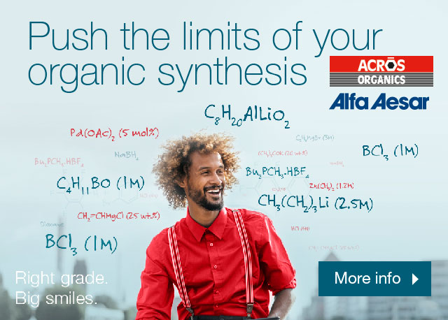 Alfa Aesar and Acros Organics