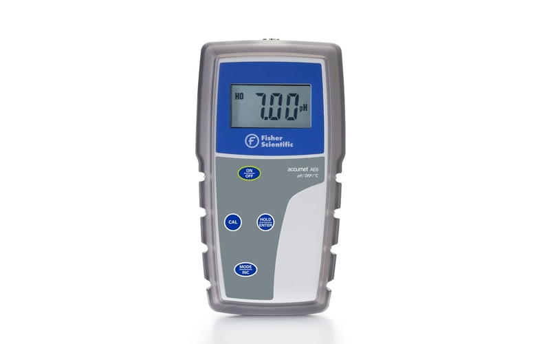 Fisherbrand accumet AE6 Portable pH Meter