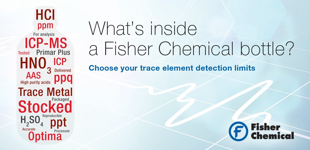 Fisher Chemical Elemental Analysis